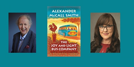 Alexander McCall Smith in conversation with Joshilyn Jackson tickets
