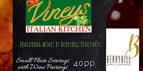 Viney's Wine Event tickets