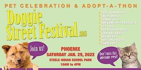 6th Annual Doggie Street Festival tickets