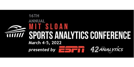 MIT Sloan Sports Analytics Conference 2022 tickets
