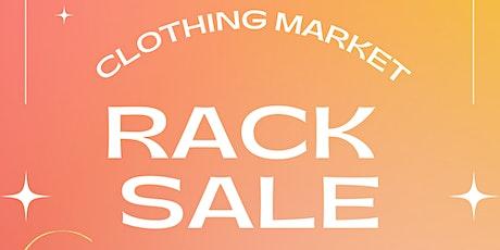 Rack Sale - Boutique Consignment Market tickets