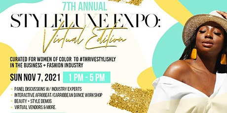 7th Annual Styleluxe Expo: Virtual Edition tickets