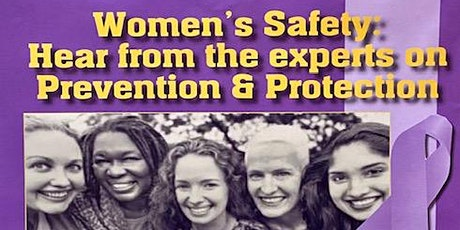 Women's Safety: Hear from the experts on Prevention & Protection. tickets