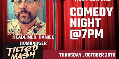 Comedy Night at Tilted Mash tickets