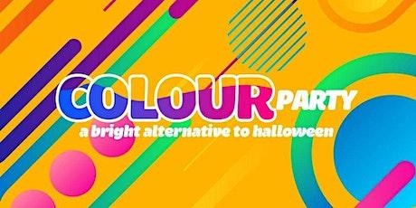 Colour Party - A Halloween Alternative tickets