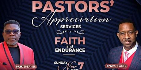 Pastors Appreciation Services tickets