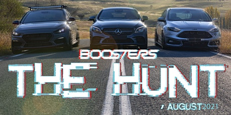 BooSTeRS The Hunt tickets