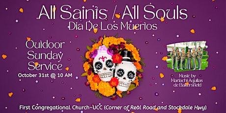 Dia De Los Muertos Outdoor Sunday Worship Service tickets