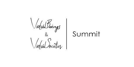 The Virtual Beings + Virtual Societies Summit tickets