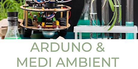 Introducció a Arduino. Què el fa tan popular? tickets