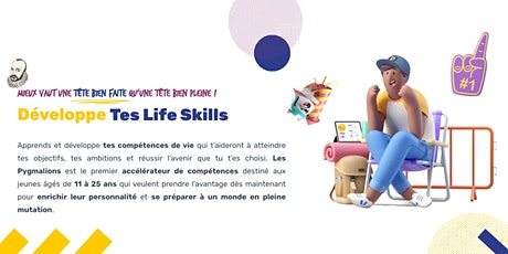 BoostLions - 4 jours pour développer ses compétences de vie ! billets