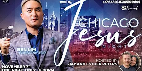 Chicago Jesus Night tickets