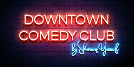 Downtown Comedy Club - Stand Up Comedy in Soho tickets