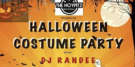 Halloween Disco Costume Party tickets