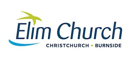 Elim Church Christchurch: BURNSIDE Campus Sunday Service tickets