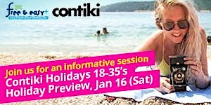 Contiki Holidays 18-35's Holiday Preview (16 Jan 2016,...