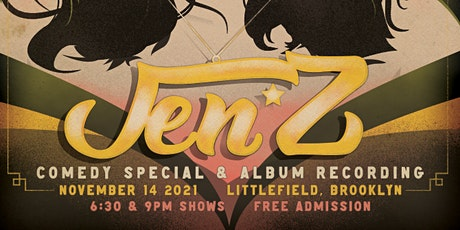 Jenny Zigrino Comedy Special Taping (EARLY SHOW) tickets