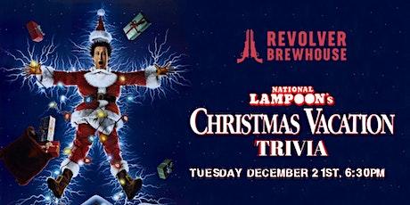 National Lampoon's Christmas Vacation Trivia at Revolver Brewhouse tickets