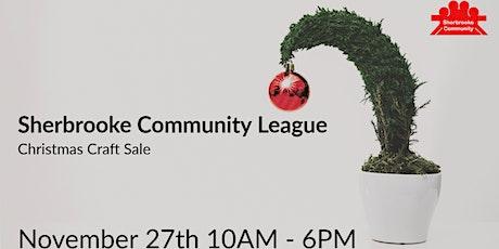 Sherbrooke Community League Craft Sale tickets
