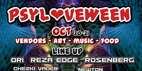 PsyLoveWeen festival Miami tickets