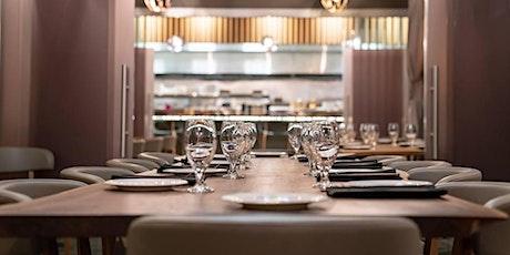 Private Chef's Mediterranean Dinner tickets