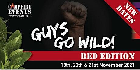 Red Edition (Fri night 19 Nov until Sunday Morning 21 Nov) tickets