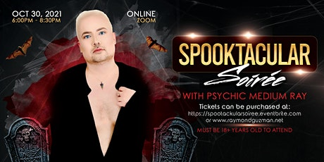 Spooktober Soirée with Psychic Medium Ray tickets