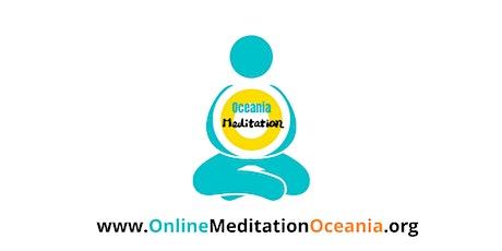 Meditation Tuesday : Free Online Meditation tickets