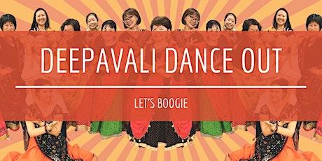 Deepavali Dance Out via Zoom tickets
