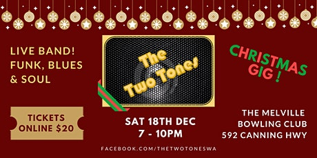 The Two Tones Christmas Gig tickets