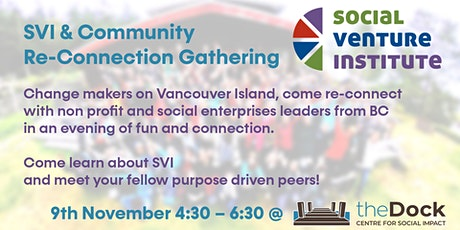 SVI & Community Re-Connection tickets