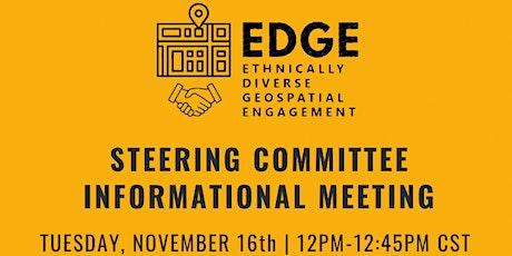 EDGE Steering Committee Informational Meeting tickets