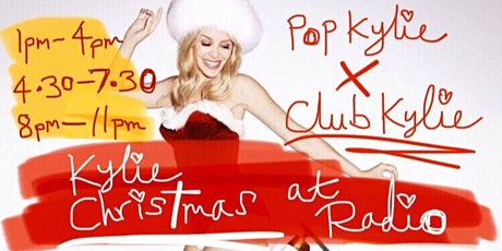 KYLIE CHRISTMAS PARTY! (SESSION THREE: 8pm-11pm) Pop Kylie + Niteclub Kylie tickets