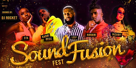 Sound Fusion Fest Dallas Social Butterfly tickets