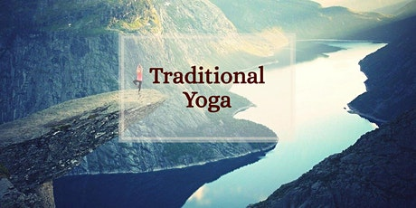 Traditional Yoga tickets