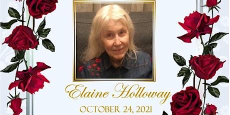 Graduation Celebration for Elaine Holloway tickets