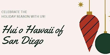 Hui o Hawaii of San Diego Christmas Party 2021 tickets