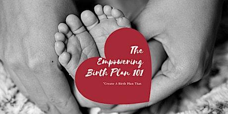 The Empowering Birth Plan tickets