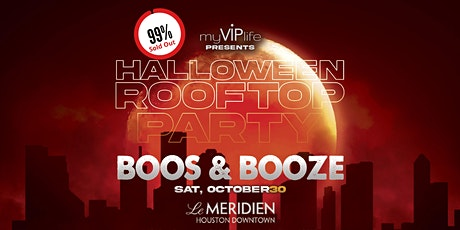 Halloween Rooftop Party tickets