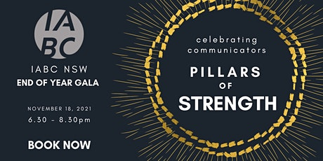 IABC NSW END OF YEAR GALA EVENT billets