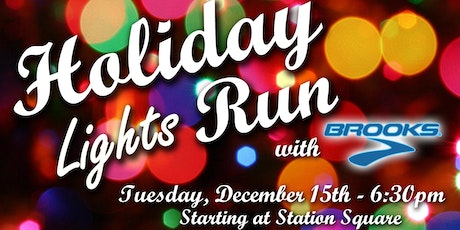 Holiday Lights Run in Pittsburgh with Brooks Running tickets