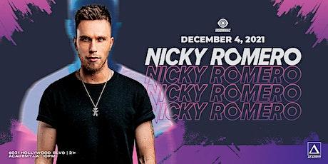 Nicky Romero tickets