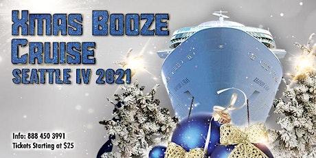 Xmas Booze Cruise Seattle IV 2021 tickets