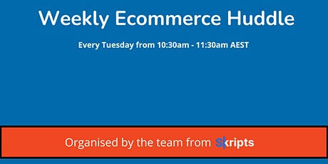 Ecommerce Zoom Catchup entradas