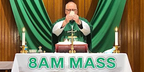 Sunday 8am Mass  @ OLSS Miranda tickets