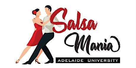 7:30pm Salsa Mania Week 9 tickets