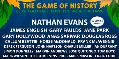 Soccer Six presents The Game of History tickets