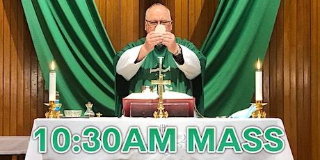 Sunday 10:30am Mass  @ OLSS Miranda tickets