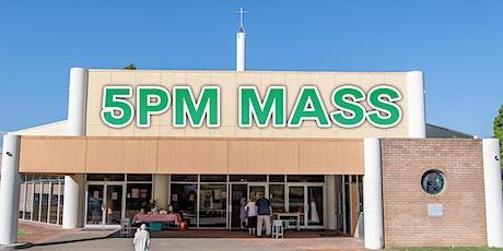 Saturday Vigil 5pm Mass  @ OLOW Sylvania tickets