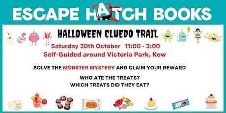 Halloween Cluedo Trail tickets